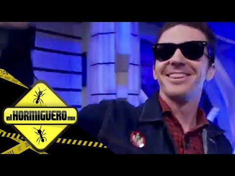 El Hormiguero Mx | Programa del 27 de agosto 2014 - Drake Bell