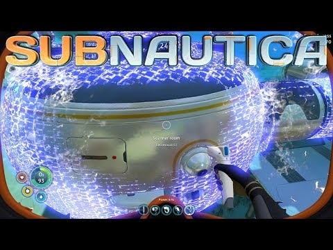 CREEPY MESSAGE & SCANNER ROOM - Subnautica Gameplay Playthrough - Episode 14