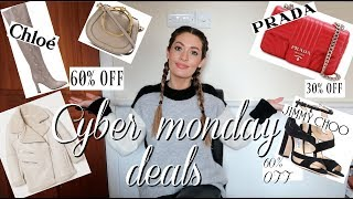 CYBER MONDAY BEST DEALS - BLACK FRIDAY / CYBER WEEK *highstreet designer & beauty*