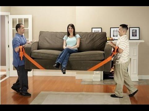 Ремни для перемещения мебели «Power Man»
