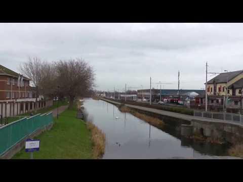 DUBLIN TRAMS FEB 2017