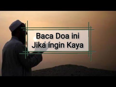 Doa Kekayaan, Doa Nabi Sulaiman Doa mustajab - YouTube
