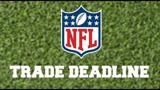 On the Trading Block | NFL Trade Deadline Deals | Garoppolo, Brown, Ajayi, Landry, Hilton & MORE