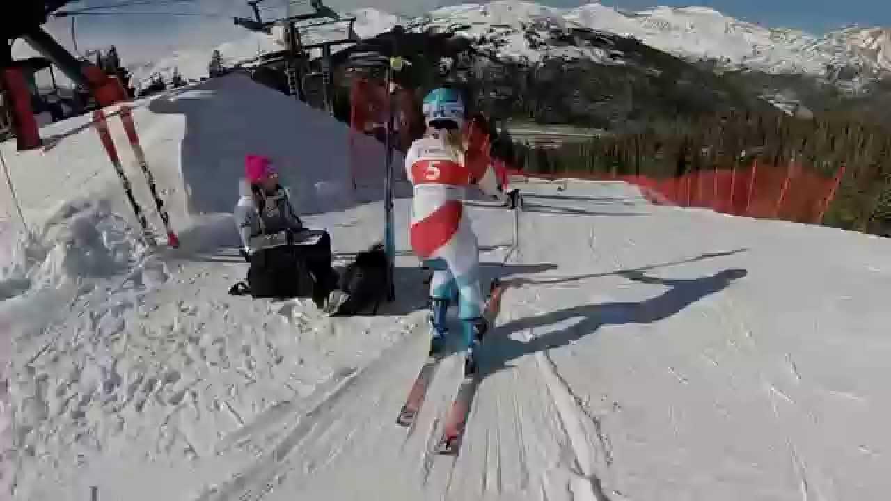 Joana Hahlen Gs Lsc 11 15 2015 Youtube