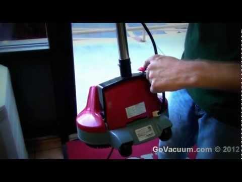 How To Use A B200752 GlossBoss Pullman Holt Gloss Boss Polisher