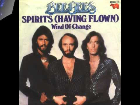 Bee Gees   Spirits Having Flown The Ultrasound 12 Inch Version