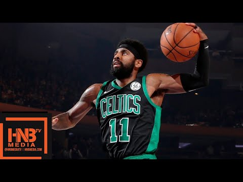 Boston Celtics vs New York Knicks Full Game Highlights | 10.20.2018, NBA Season