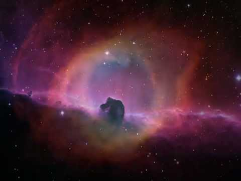 Relaxing Ambient Music With Space Theme  Youtube