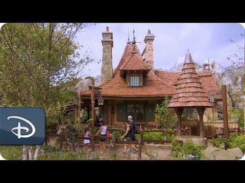Enchanted Tales With Belle in New Fantasyland   Walt Disney World