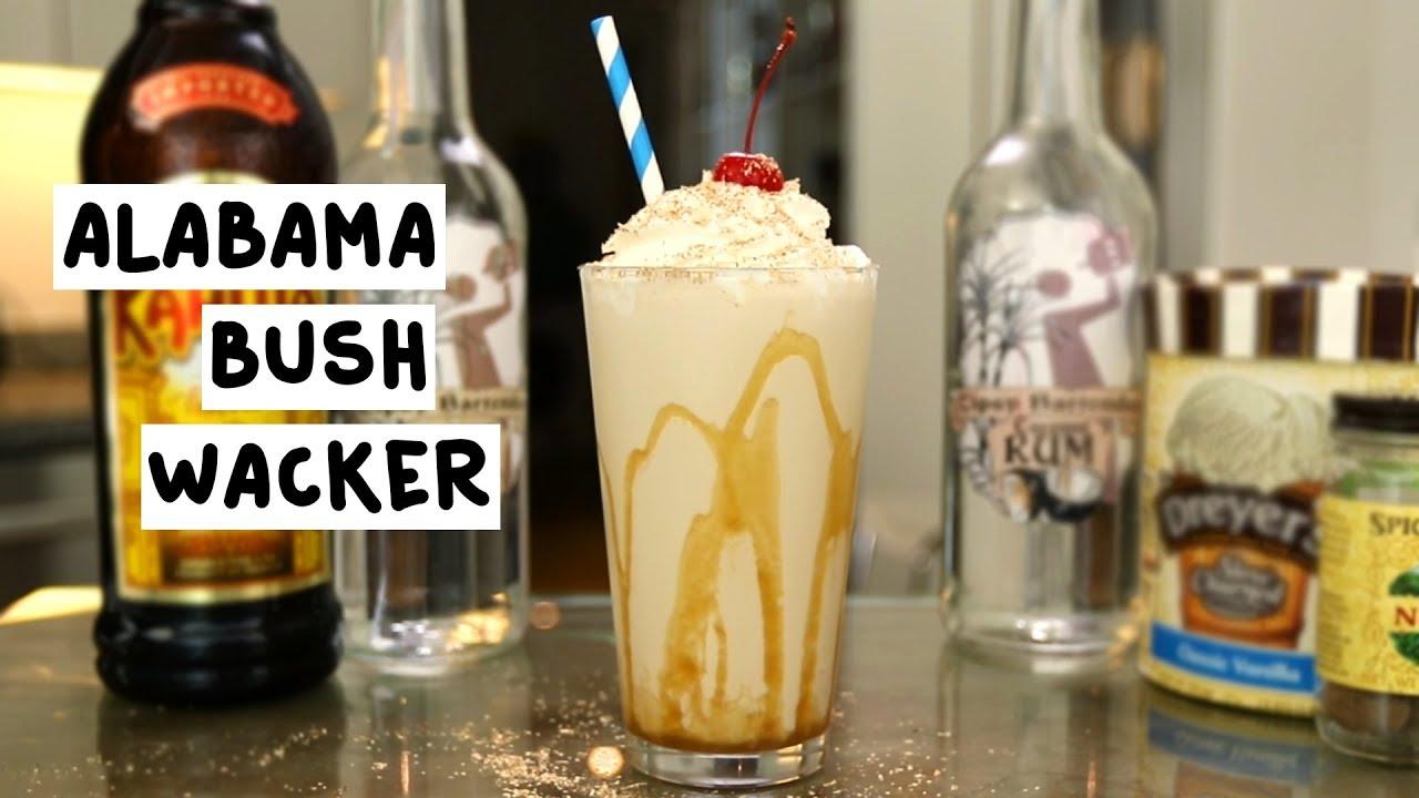 Alabama Bushwacker Tipsy Bartender