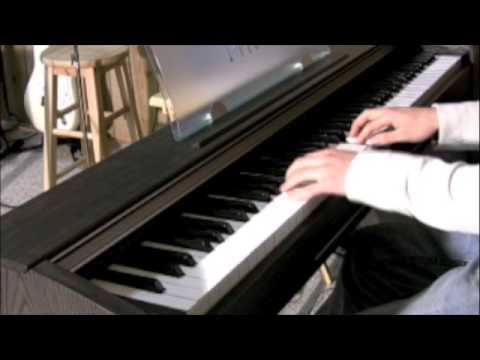 """The Decemberists - """"The Wanting Comes In Waves / Repaid"""" (Piano Cover)"""