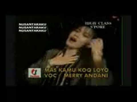 Merry Andani feat Zoel Anggara   Mas Kamu Koq Loyo MTV feat Mario