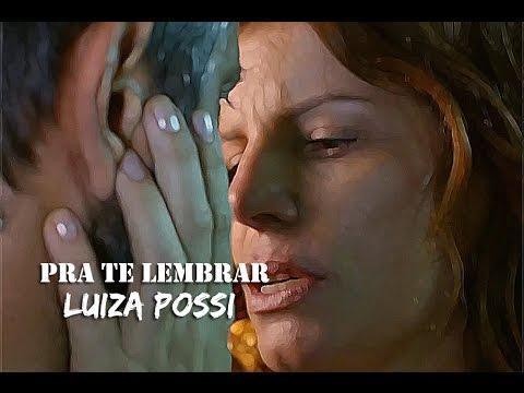 Luiza Possi Pra Te Lembrar - Trilha Sonora Nacional de Sete Vidas (Lyrics Video) HD .