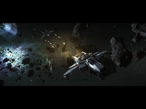 """From the 'Verse"" #1 Use of Capital Ships in Star Citizen"