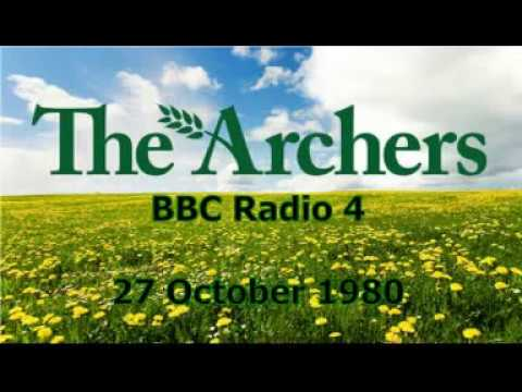 The Archers - Death of Doris Archer