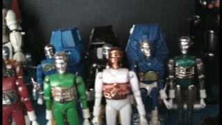 MICRONAUTS TOYS 2 (with magnos and horses)