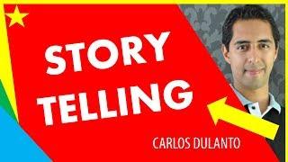 STORYTELLING ¿Cómo construir historias para vender? | EMPRENDER | VENDER MÁS