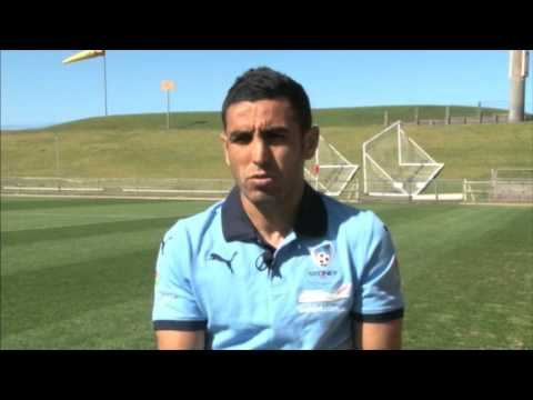 Ali Abbas' Best Ever Team   Player Interviews   Sydney FC