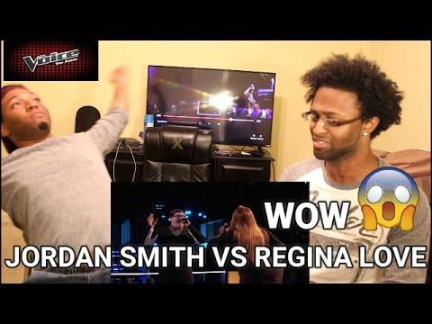 The Voice 2015 Battle - Jordan Smith vs....