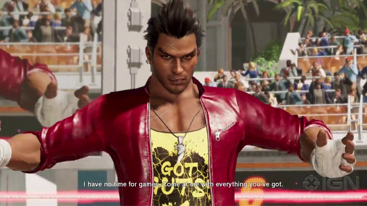 Dead Or Alive 6 Gameplay Diego Vs Rig Youtube