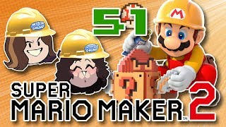 Super Mario Maker 2 - 51 - Last Episode In The Game Grumps Office