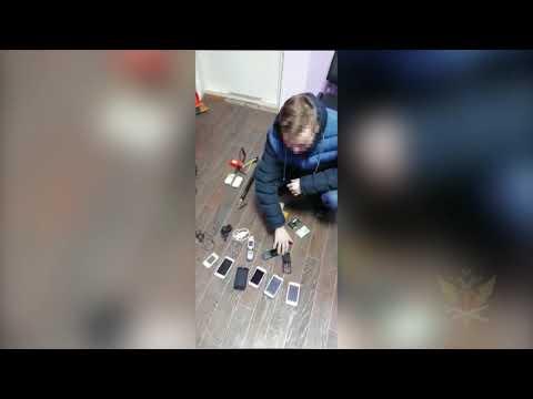 Возле юргинской ИК 41 задержан перекидчик с телефонами