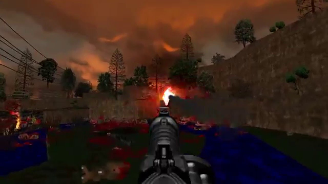 Brutal Doom's Story Campaign Released | Rock Paper Shotgun