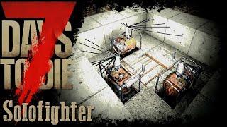 7 Days To Die   Kabelsalat   69   Solofighter   German Letsplay