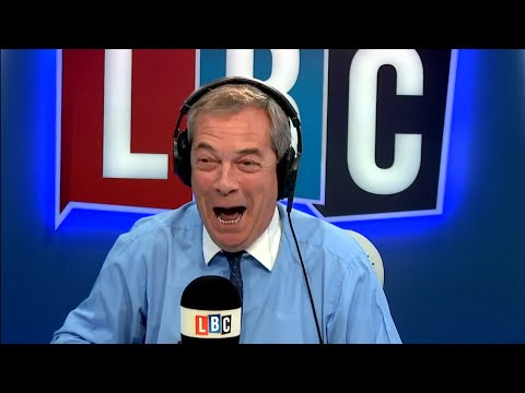 The Nigel Farage Show: Is Trump's foreign policy on North Korea a success? LBC - 6th March 2018