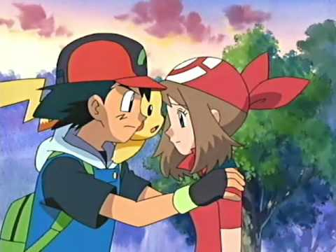 C'est super ash and may hentai all