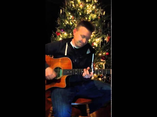 "Brian Bronk of The Bronk Bros sings ""The Christmas Song"" 2014"
