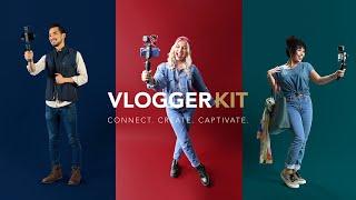 Rode Vlogger Kit USB-C Edition Filmmaking Kit for Smartphone Type C ORIGINAL
