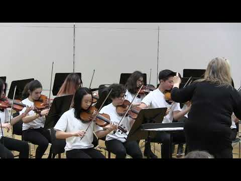 Bad Orchestra Islander Middle School Trash