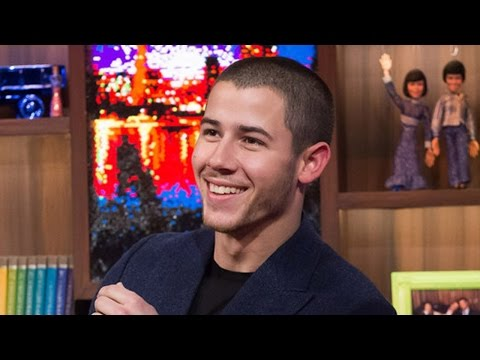 Nick Jonas Admits He's The Reason The Jonas Brothers Split On WWHL & Talks Fetishes