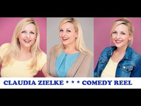 Comedy Reel  Claudia Zielke