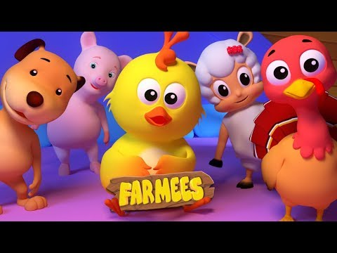 Nursery Rhymes & Kids Songs   Stream  Farmees