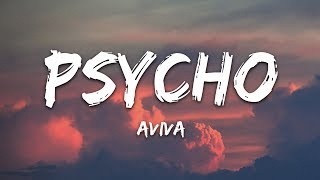 AViVA - Psycho (Lyrics)