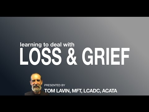 ACT: The Live Better Series - Addressing Loss/Grief