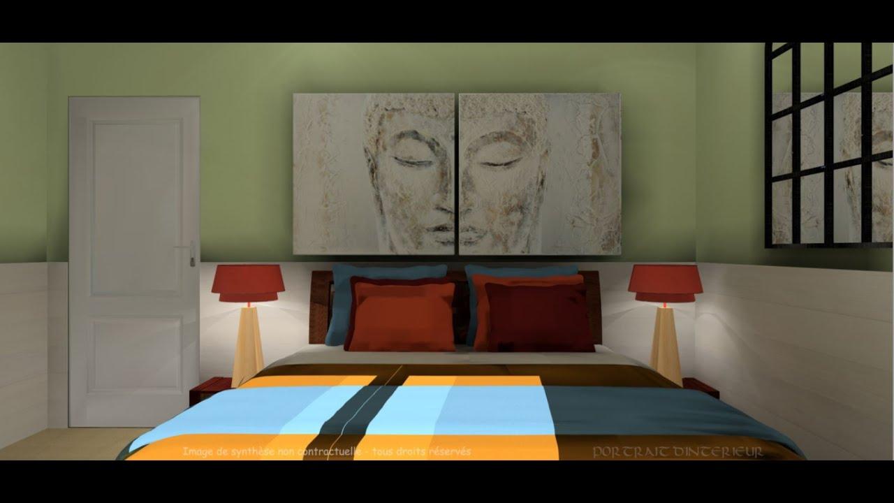 Le sommeil zen - PORTRAIT D\'INTERIEUR