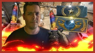 Competitivo na NOVA DUST 2 ★ CS:GO de Newbe à Global