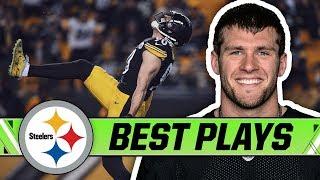 T.J. Watt's Best Plays of 2018 | Pittsburgh Steelers