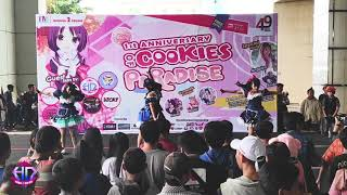 Momoiro Clover Z - Moon Pride cover by Hira Dazzle @ 1st Anniv Cookies Paradise
