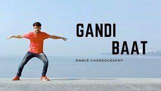 Gandi Baat | Shahid Kapoor | Dance Choreography | Deep Chavan