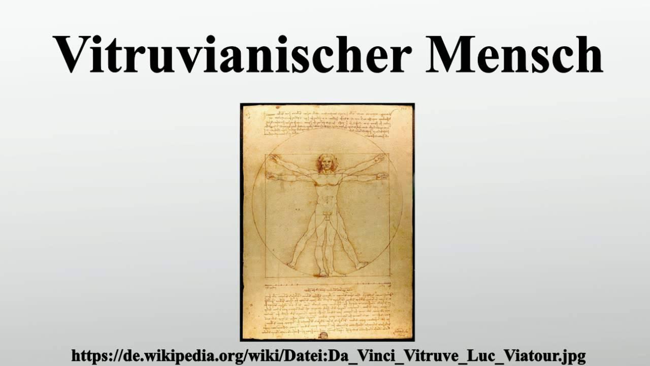Vitruvianischer Mensch - YouTube