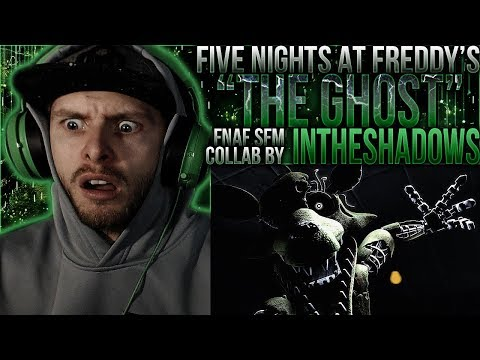 "Vapor Reacts #743 | [FNAF SFM COLLAB] SCARY FNAF ANIMATION ""The Ghost"" by InTheShadows REACTION!!"