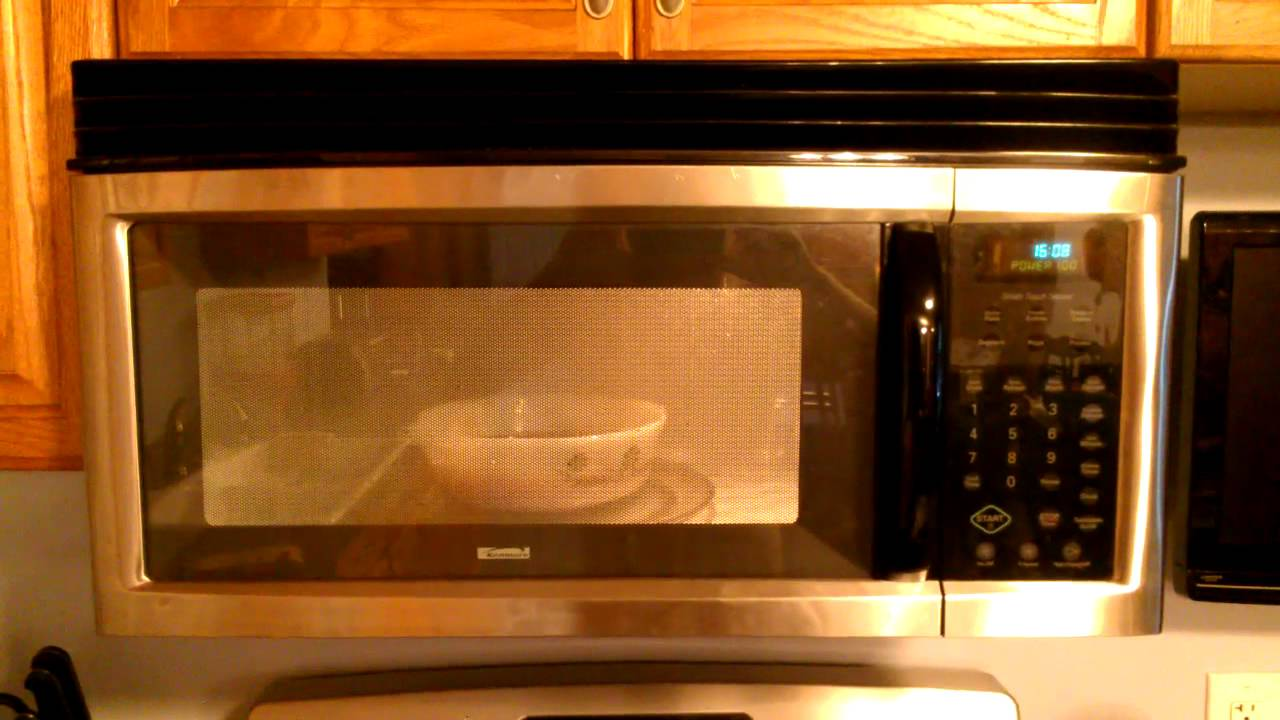2008 Kenmore Over The Range Microwave