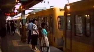 1992 木造練馬駅など Wooden Nerima Station Etc 920821