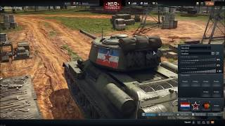 How to make the Yugoslavian Flag in Warthunder