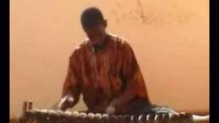 Balafon solo by Alya Dioubate