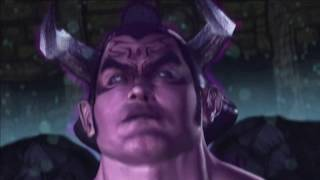 Tekken 6 (Xbox 360) Arcade Battle as Ganryu